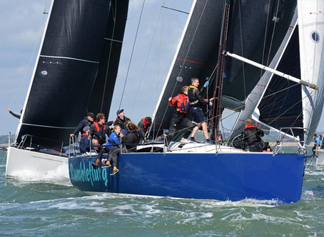 Rumbleflurg take out P40 Nationals for second year running.