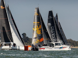More C31 Bullets in the Hamble Winter Series
