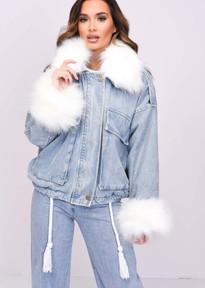 Denim white fur coat.jpg