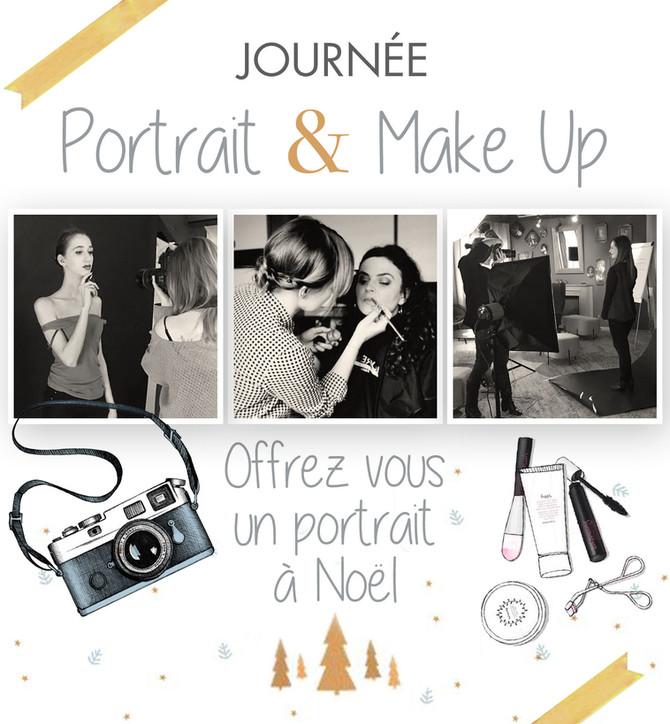 Journée Portrait & Make Up