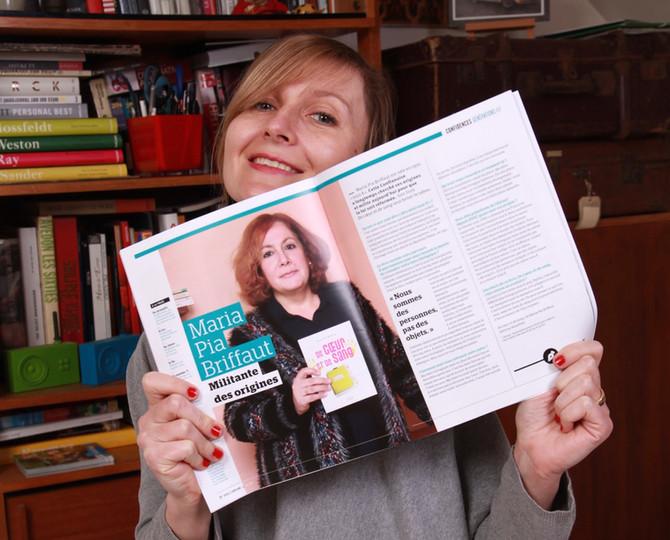 Photographe pour le magazine VAC
