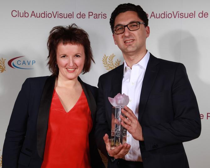 Les Lauriers de la Radio et de la Télévision - Palmarès 2014