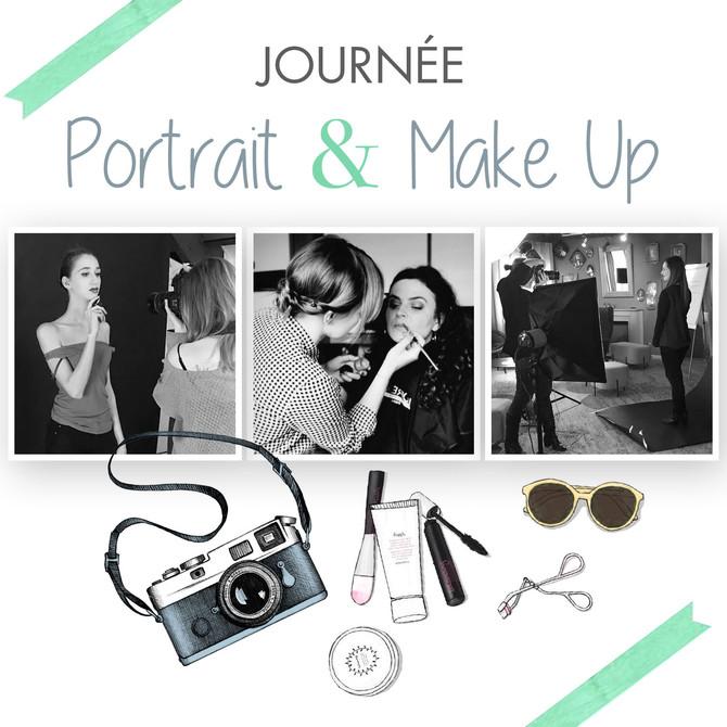 Journée Portrait & Make-Up