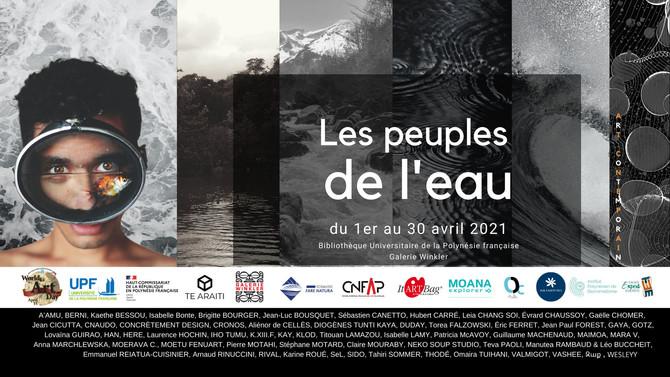 Les Peuples de l'Eau, exposition à Tahiti