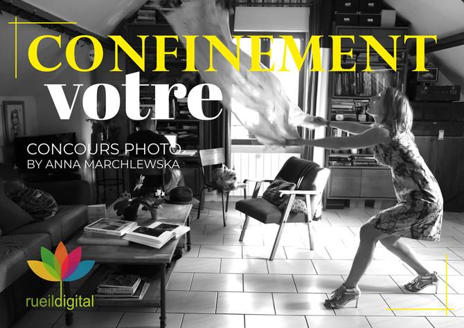 Concours photo spécial confinement !