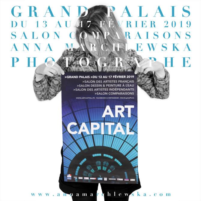 Mes photos au Grand Palais