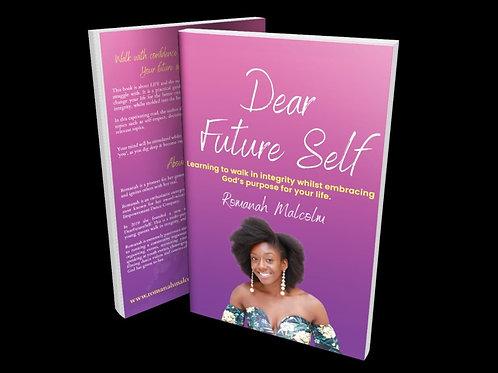 DEAR FUTURE SELF BOOK