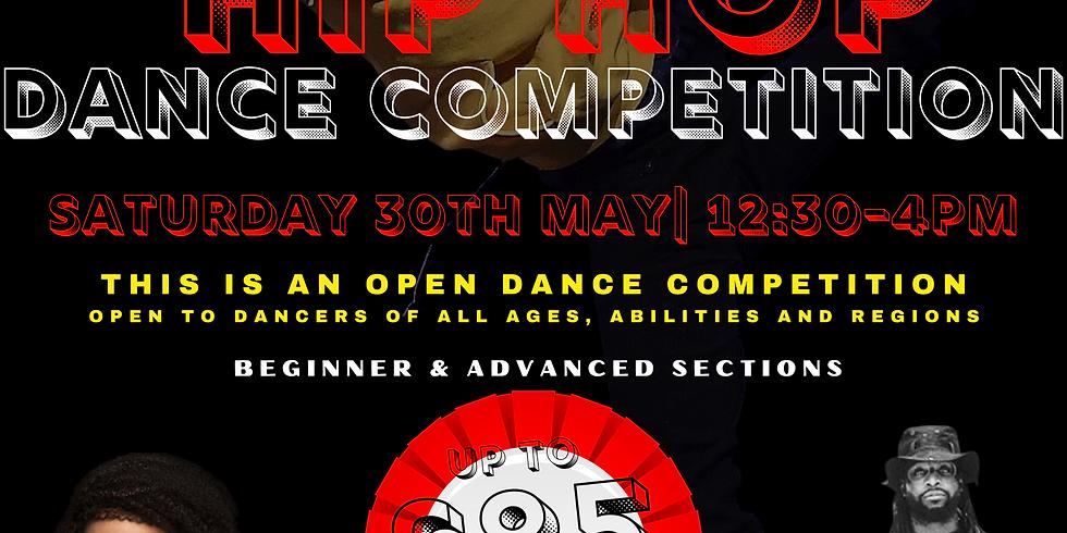 ELOQUENT'S ONLINE OPEN HIP HOP DANCE COMPETITION