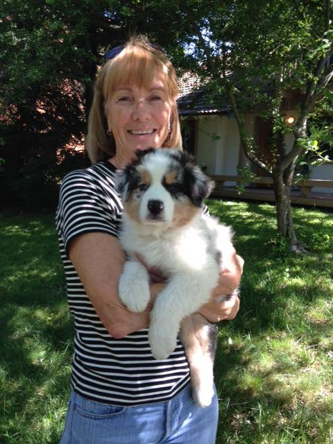 Chase going home with Kathy 8 weeks