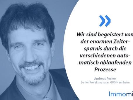 Komplett digital: Mannheimer Wohnungsbaugesellschaft profitiert von end-to-end Customer Experience