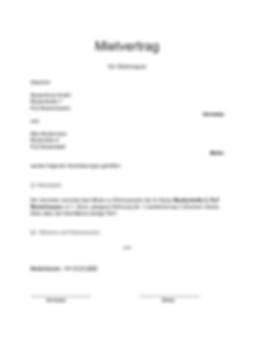 digitaler Mietvertrag