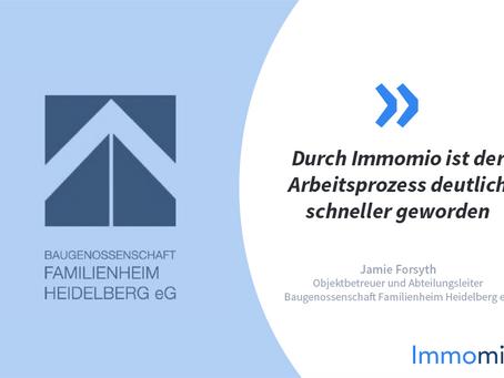 Kundenstory: Baugenossenschaft Familienheim Heidelberg eG