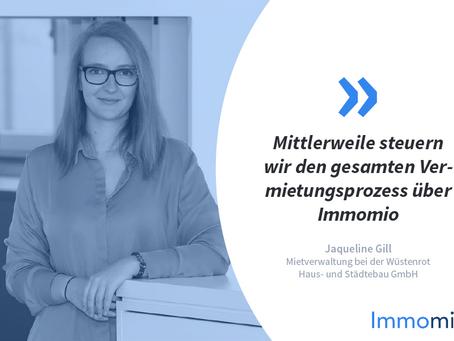 Kundenstory: Wüstenrot Haus- und Städtebau GmbH mit Jacqueline Gill