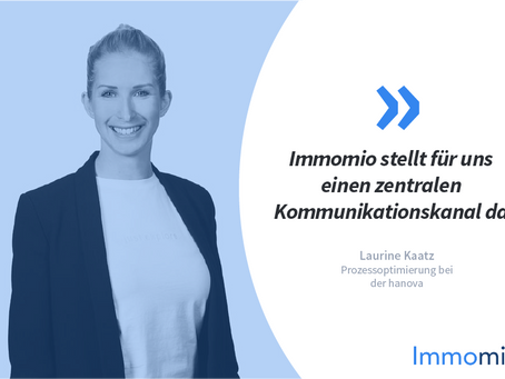 Kundenstory: Hanova Wohnen GmbH mit Laurine Kaatz