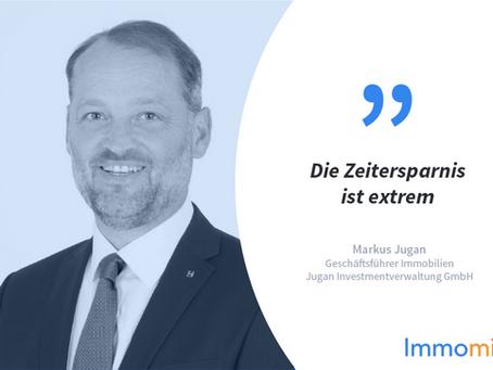 Kundenstory: Immobilien Jugan Investmentverwaltung GmbH