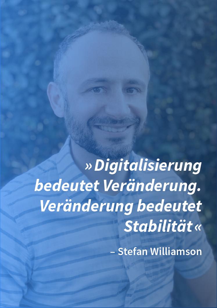 Immomio Stefan Williamson Digitalisierung Veränderung