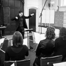 Passion & Polyphony rehearsal, London, 23/06/2016