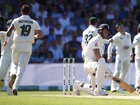 The Moment Cricket Clicked: The Run Out Blog