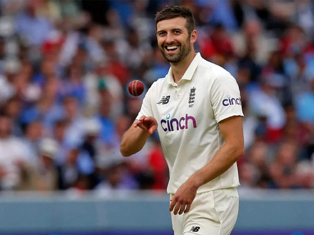 Mark Wood: Going All In