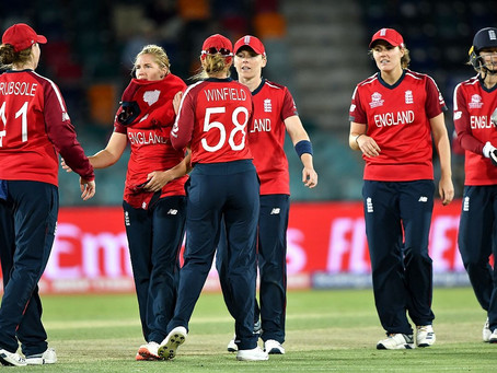 Womens Cricket; on the rise