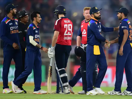 England vs India T20i Series Player Ratings