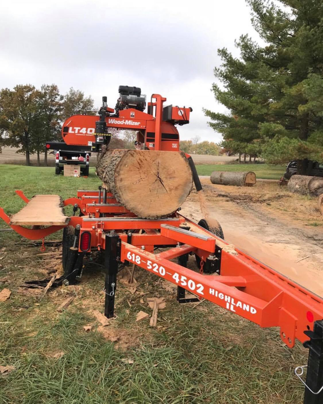 Home - First Cut Custom Sawn Lumber