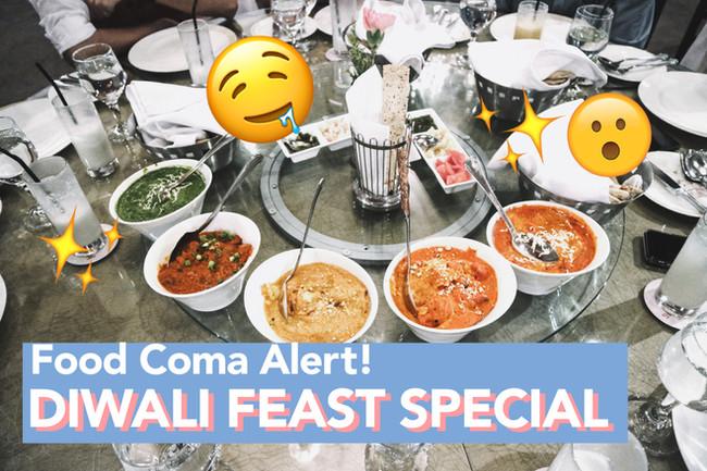Food Coma Alert! - Shahi Maharani Review