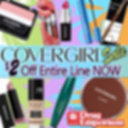 Facebook - Covergirl $2 off full line Ma