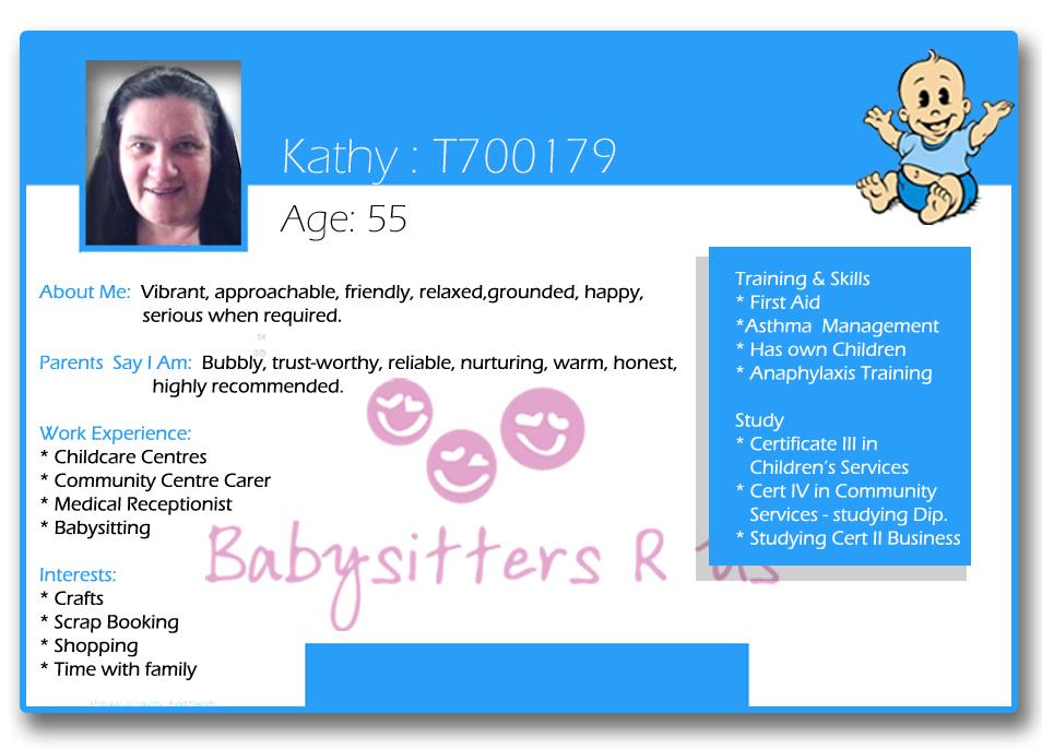 Kathy  T700179