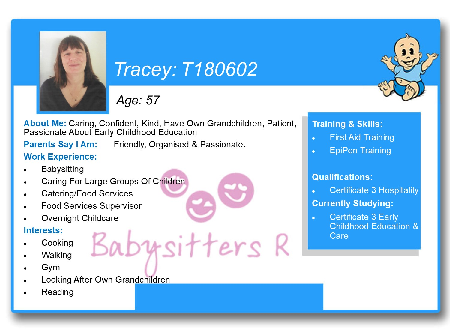 Tracey T180602