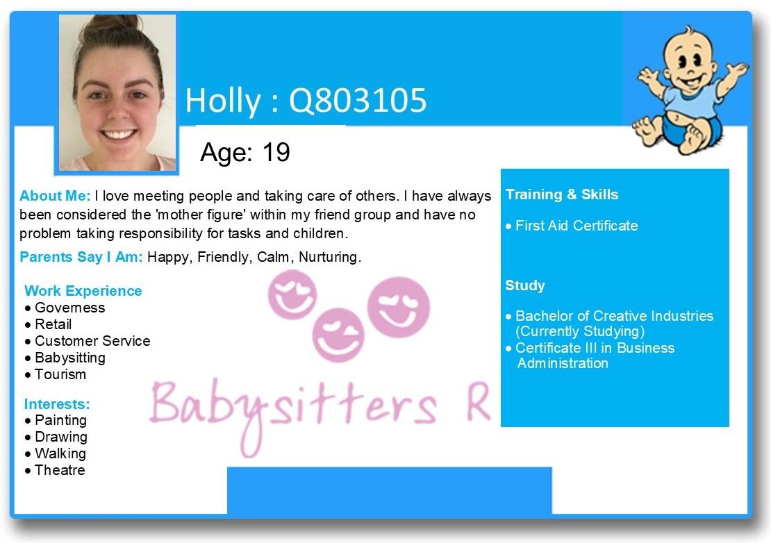 Holly Q803105