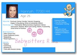 Hannah  T700144