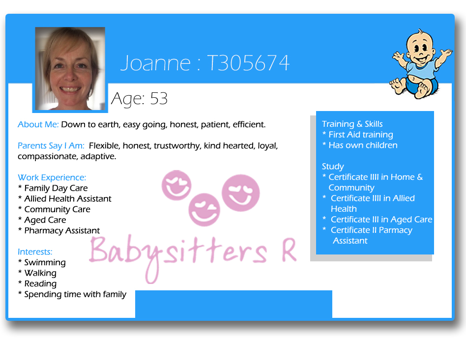 Joanne T305674