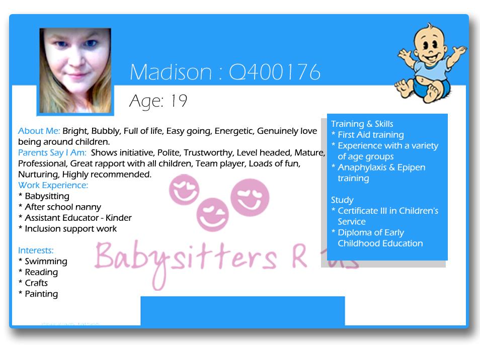 Madison  Q400176