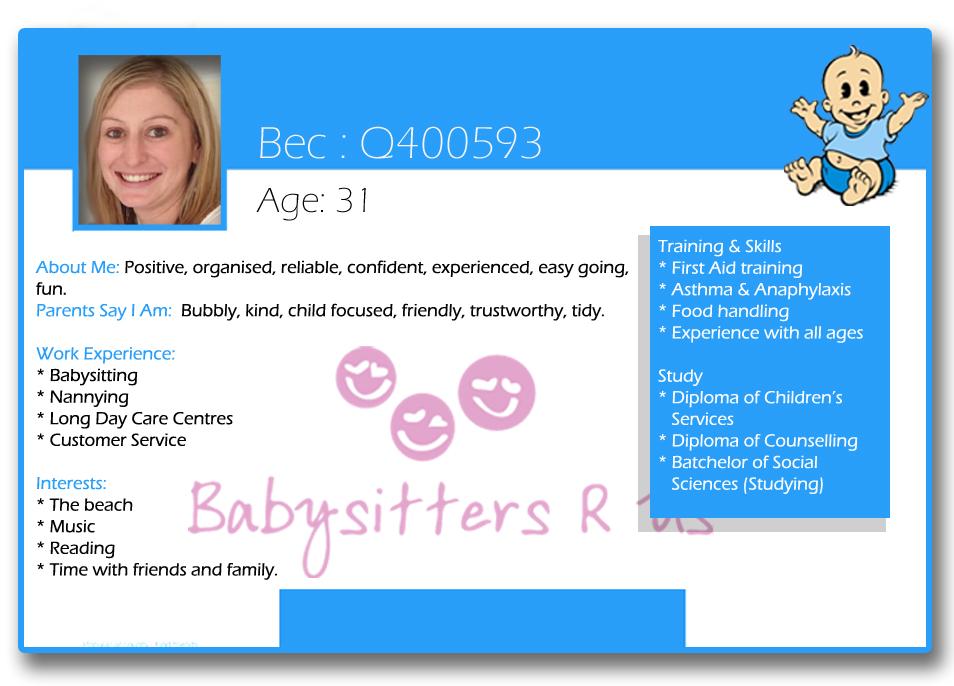 Bec  Q400593