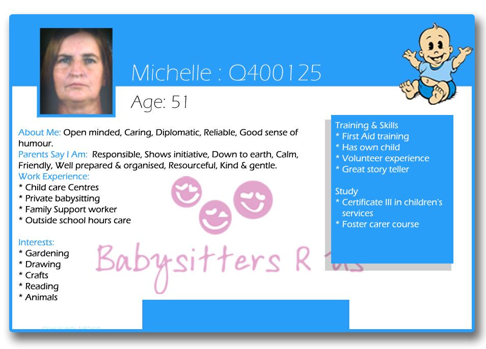 Michelle Q400125