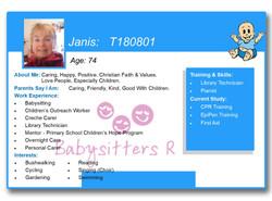 Janis T180801
