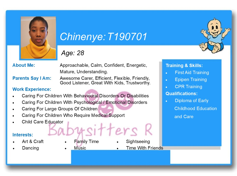 Chinenye T190701