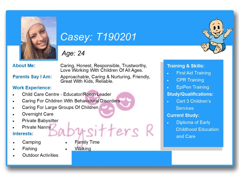 Casey T190201