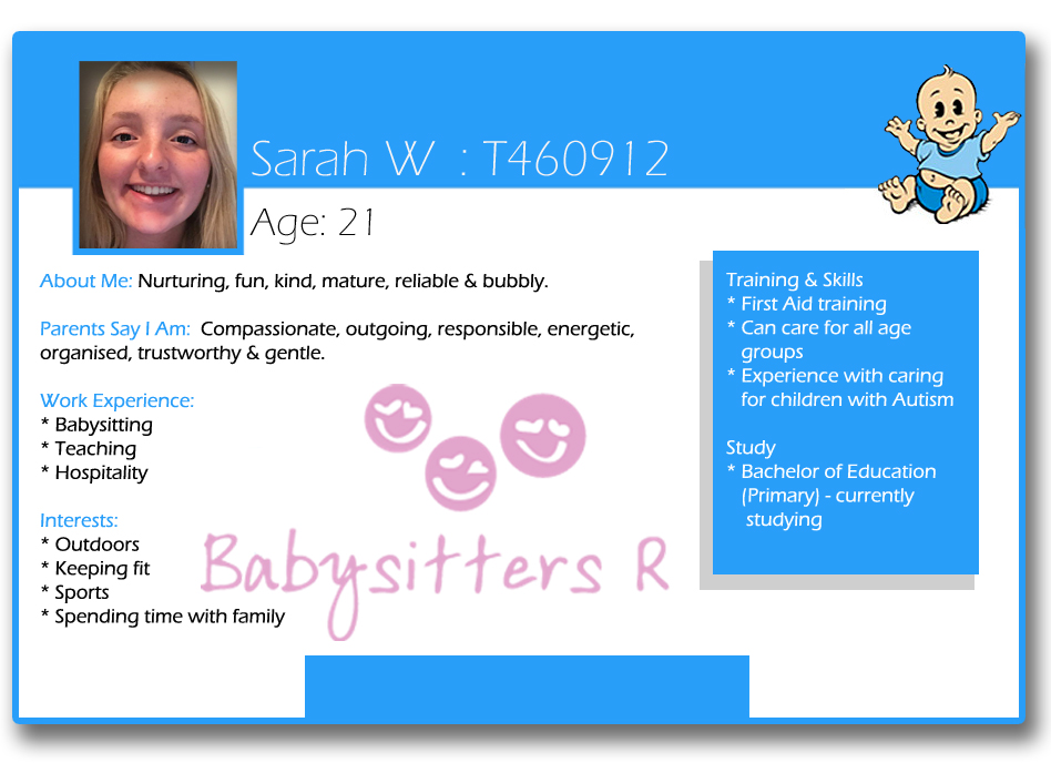 Sarah W T460912