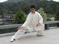 Tai Chi Hong Kong Posture, Master Chow 1