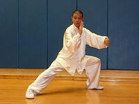 Tai Chi Hong Kong Posture , Master Chow 2