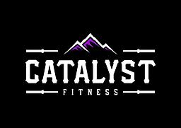 Catalyst Fitness purple black background