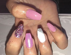 Full set of gel nails with chloe just £1