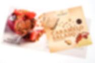 Folleto Caramelo Salado Callebaut