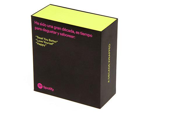 Caja contenedor