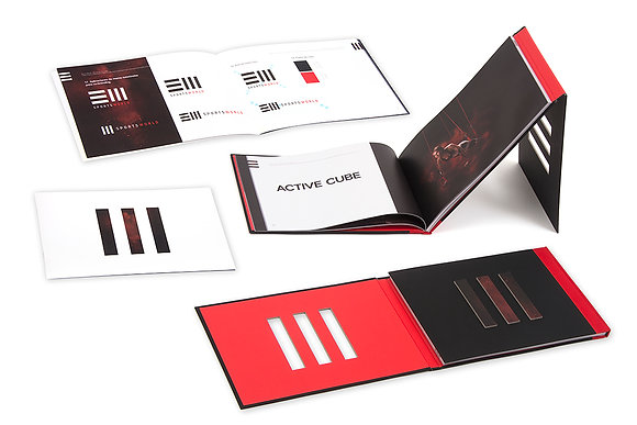 """Libro presentación """"SportWorld"""""""