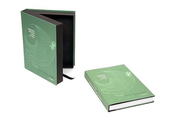 Contenedor Libro de colección