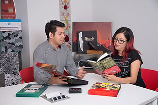 Contenedores de Libro y Libreta