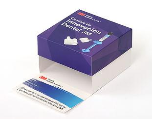 Caja Evento Cumbre de Innovación Dental 3M